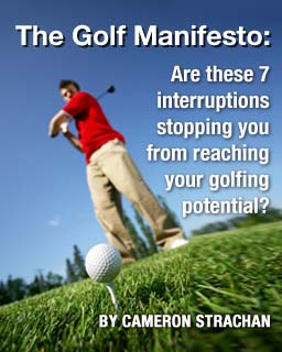 The Golf Manifesto
