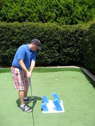 A mechanical golf swing advantage - Automatic Golf