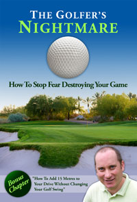 Golfer's Nightmare Book by Cameron Strachan